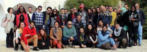 'Act for Diversity' Workshop in Tunisia /  ورشة عمل 'عبّر عن التنوّع' فيتونس