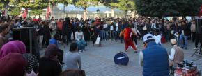 Four Innovative Street Theatre Projects to Challenge Discrimination of Minorities/ أربعة مشاريع مسرح الشارع المبتكرة لتحدي التمييز ضدالأقليات