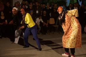 Bringing Street Theater to Areas Lacking Cultural Activities: The K'Art-Na Project