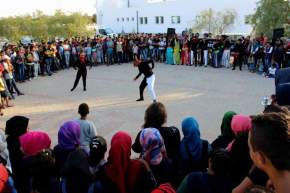 K'Art-Na Project Uses Street Theater to Address Racism and Discrimination Faced by the Black Community in Tunisia